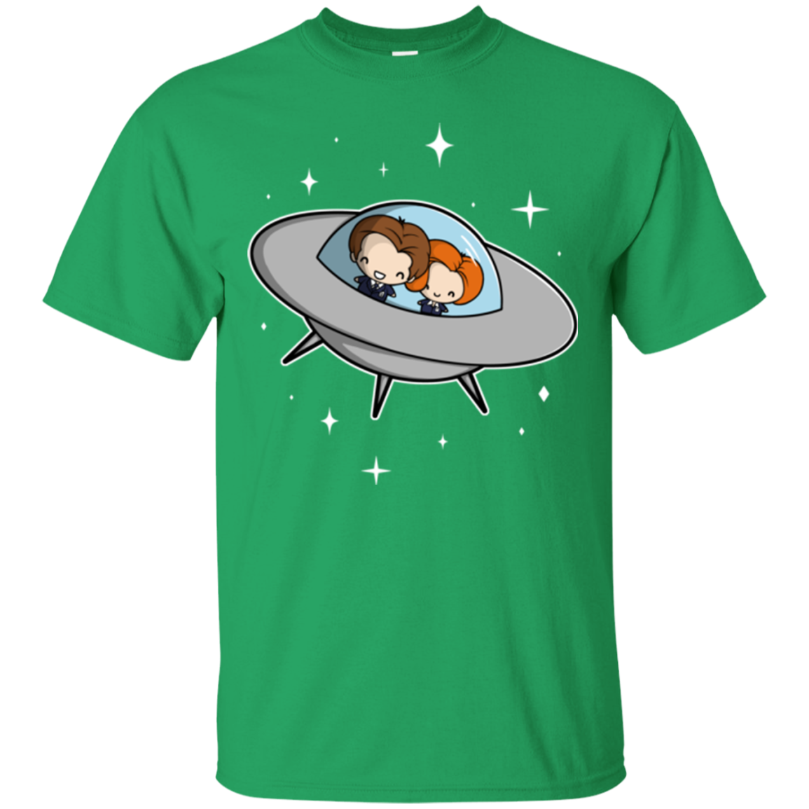 Agents in Space T-Shirt
