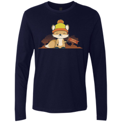 Pretty Cunning Men's Premium Long Sleeve