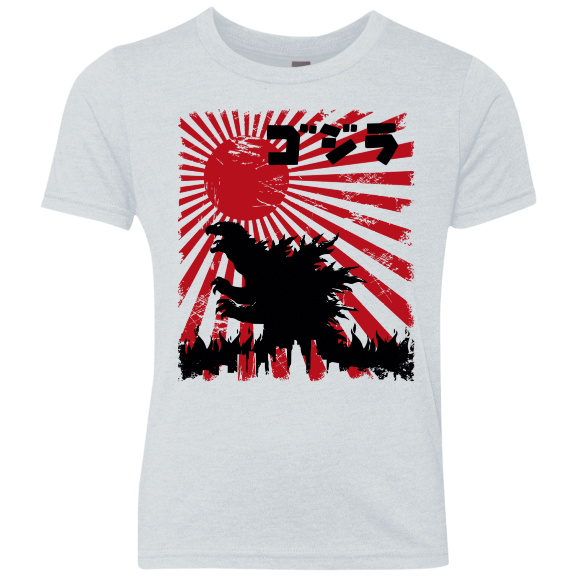 King Kaiju Youth Triblend T-Shirt