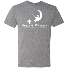 Splash Works Men's Triblend T-Shirt
