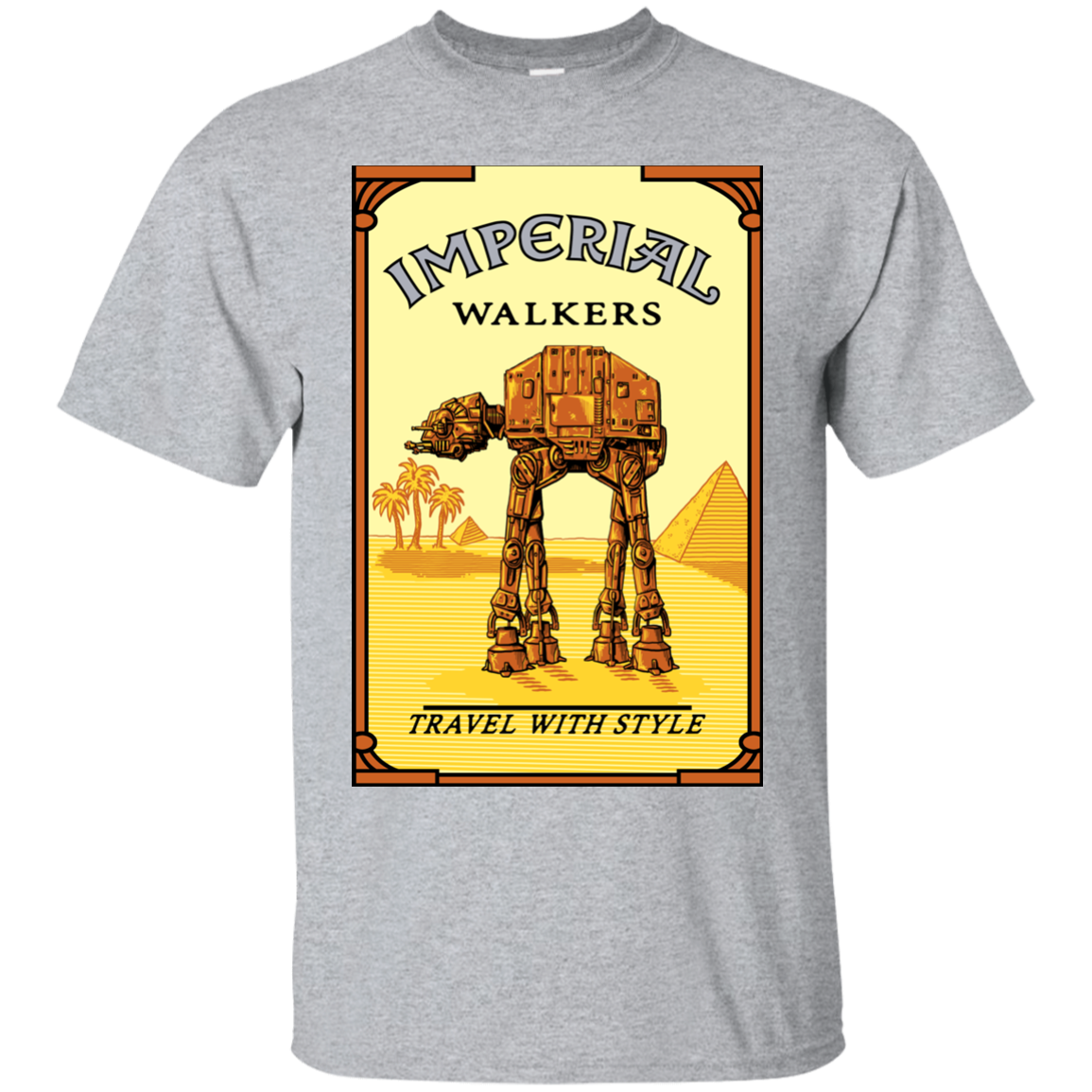 Walk Like An Egyptian T-Shirt