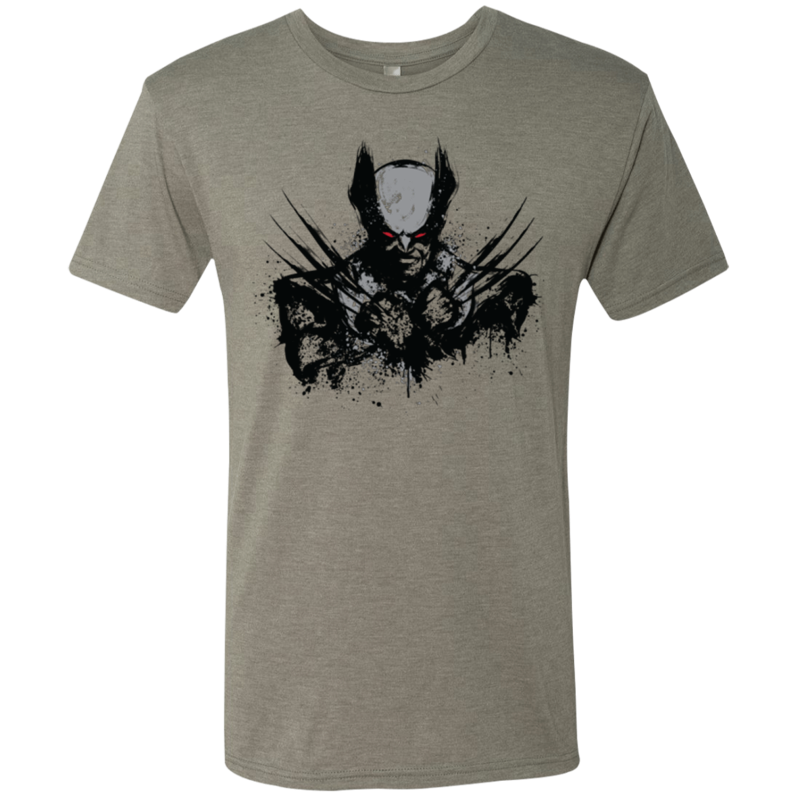 Mutant Rage  X Men's Triblend T-Shirt