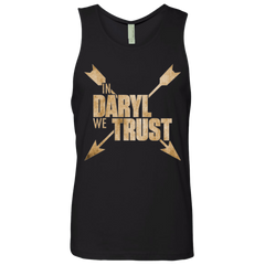 In Daryl We Trust Men's Premium Tank Top