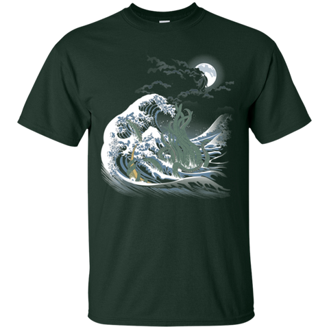 Wave Of R'lyeh T-Shirt
