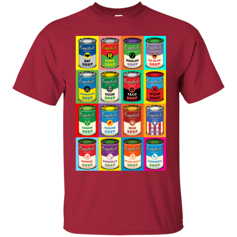 Comic Soup T-Shirt