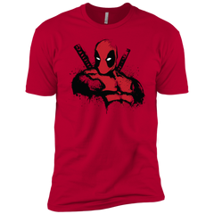 The Merc in Red Boys Premium T-Shirt