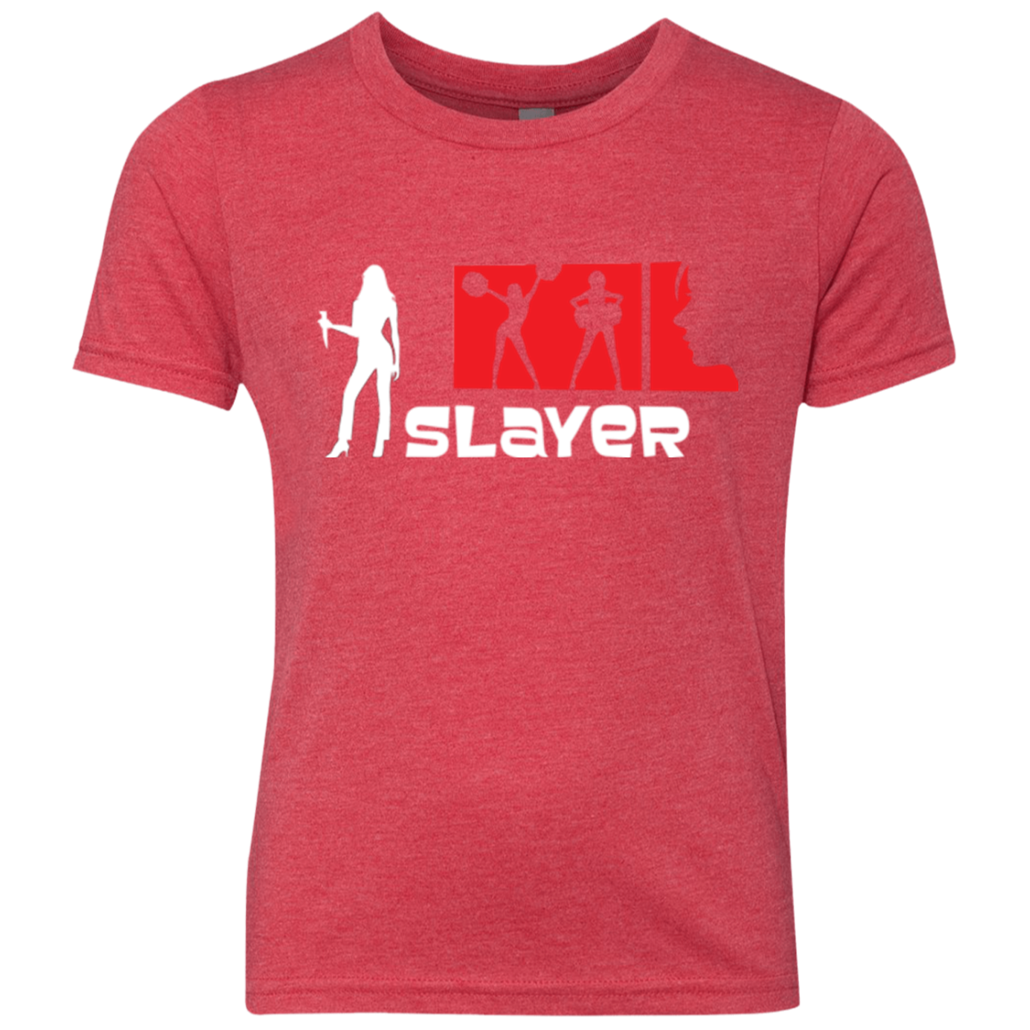 Slayer Youth Triblend T-Shirt