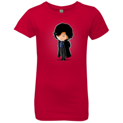 Sherlock (2) Girls Premium T-Shirt