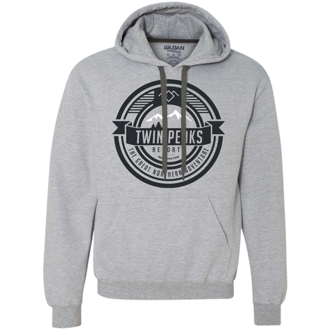 Twin Peaks Resorts Premium Fleece Hoodie