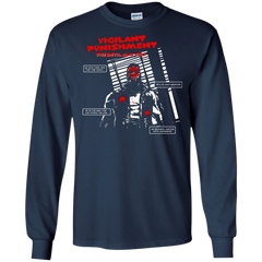 Vigilant Men's Long Sleeve T-Shirt