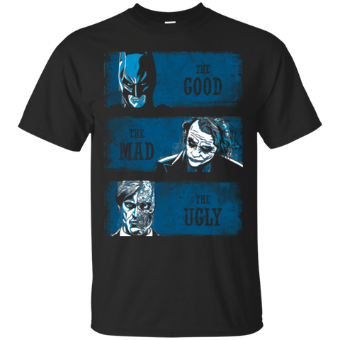 The Good the Mad and the Ugly T-Shirt