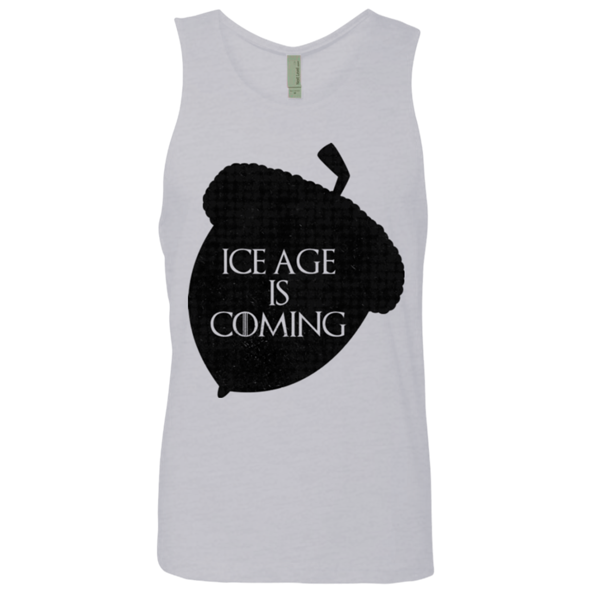 Ice coming Men's Premium Tank Top