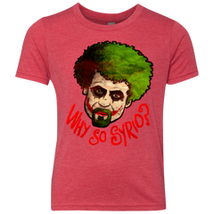 Why So Syrio Youth Triblend T-Shirt