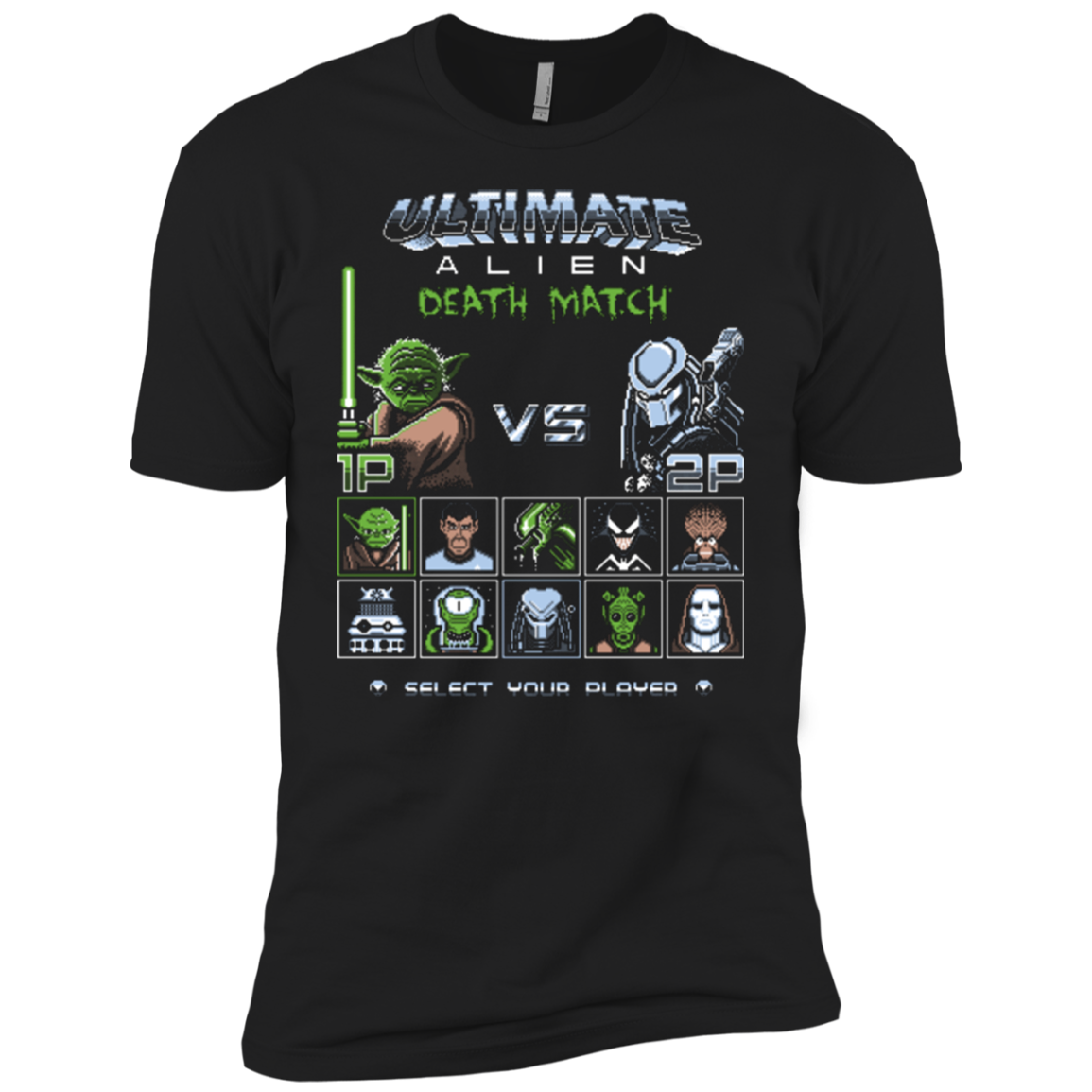 Ultimate alien deathmatch Boys Premium T-Shirt