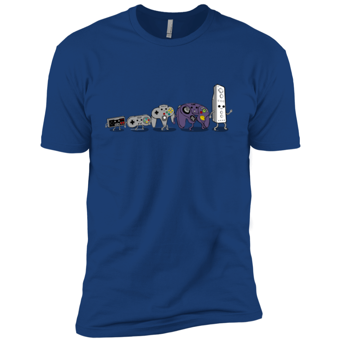 Evolution controller NES Boys Premium T-Shirt