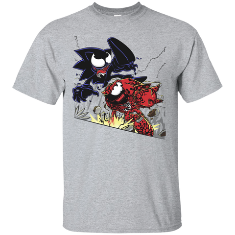 Echidna Vs Hedgehog T-Shirt