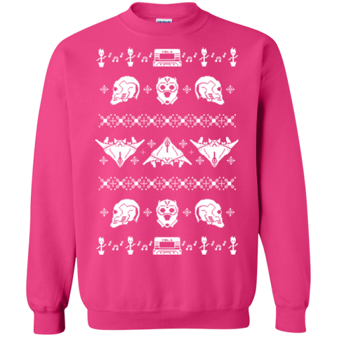 Merry Christmas A-Holes 2 Crewneck Sweatshirt