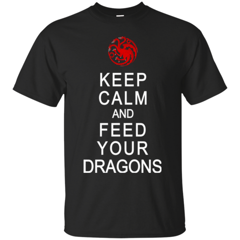 Feed dragons T-Shirt