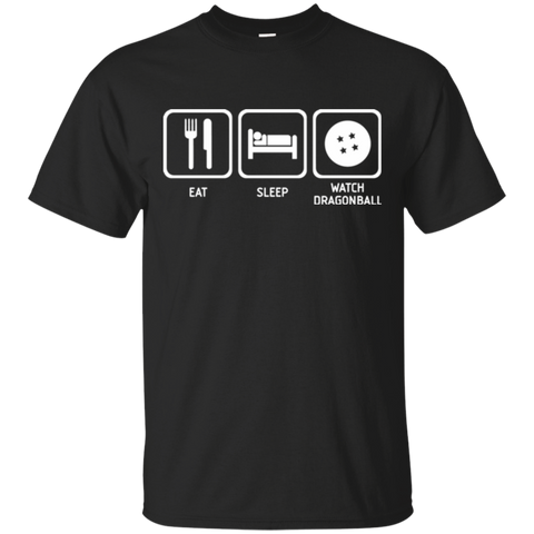 Eat Sleep Watch T-Shirt