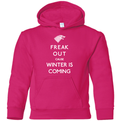 Freak winter Youth Hoodie