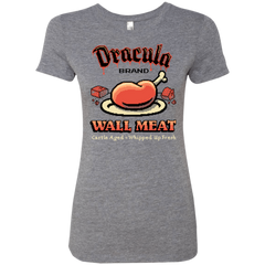 Wall Meat Women's Triblend T-Shirt