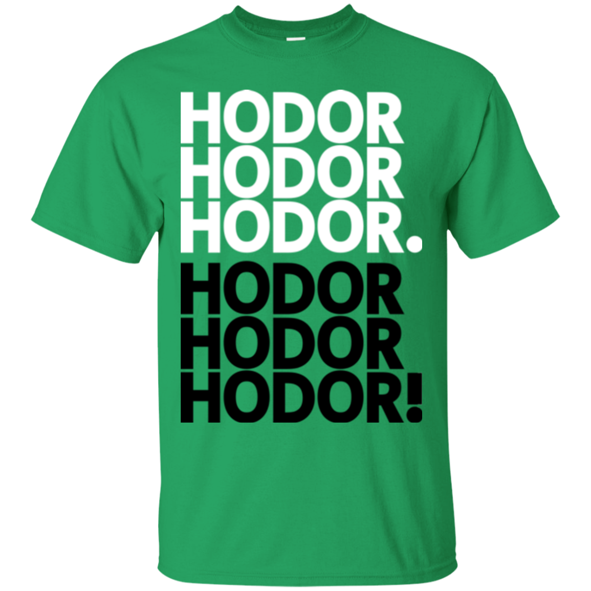 Get over it Hodor T-Shirt