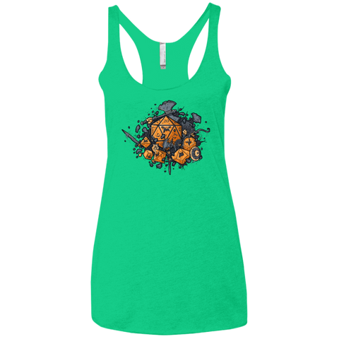 RPG UNITED Women's Triblend Racerback Tank