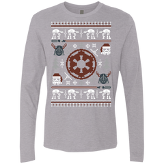 UGLY STAR WARS EMPIRE Men's Premium Long Sleeve
