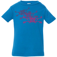 Red Five Infant Premium T-Shirt