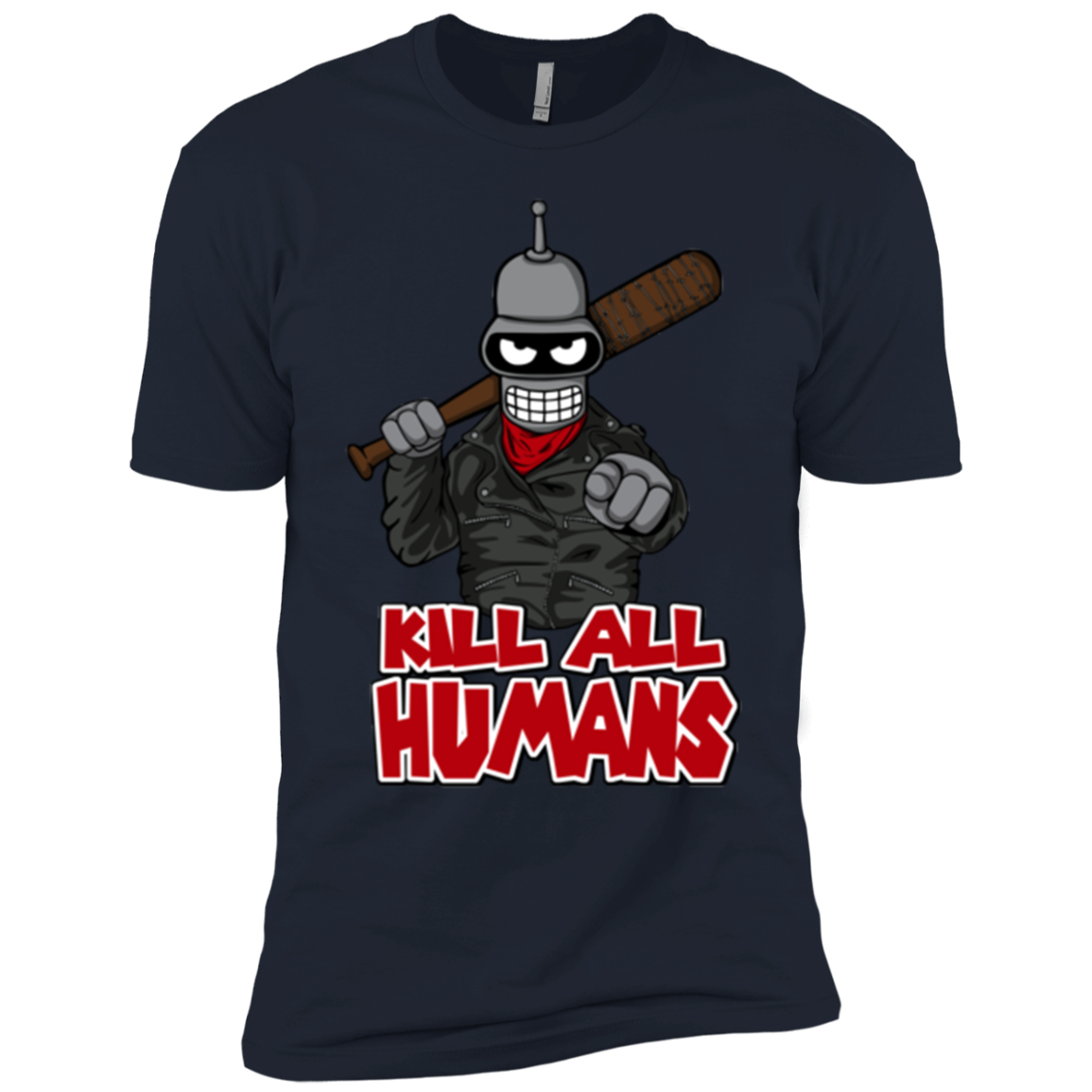 The Walking Bot Boys Premium T-Shirt