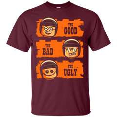 GOOD COP BAD COP UGLY COP T-Shirt