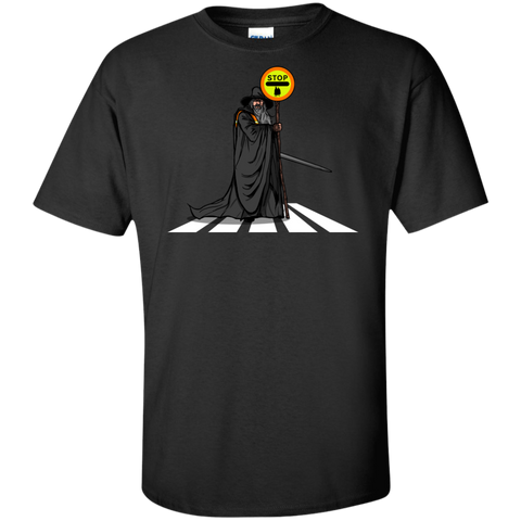Hobbit Crossing Tall T-Shirt