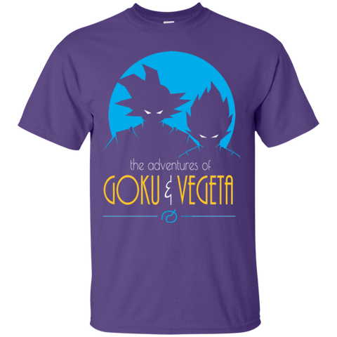 Goku and Vegeta v2 T-Shirt