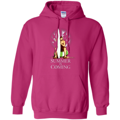 Summer is Coming Pullover Hoodie