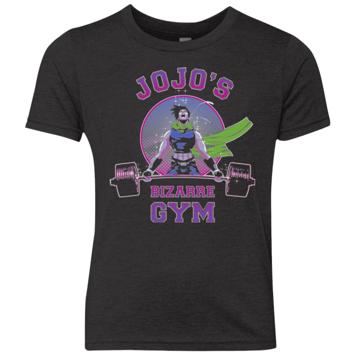 Bizarre Gym Youth Triblend T-Shirt