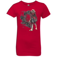 Straw hats Girls Premium T-Shirt