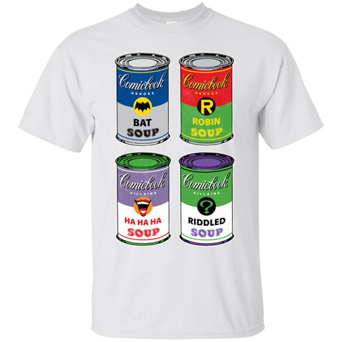 Arkham Soup T-Shirt