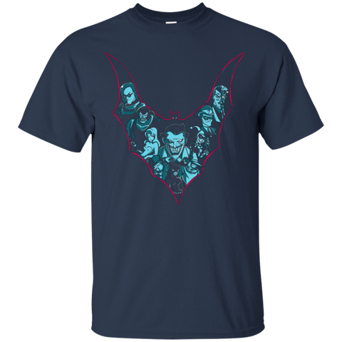 VILLAINS SHADOWS T-Shirt