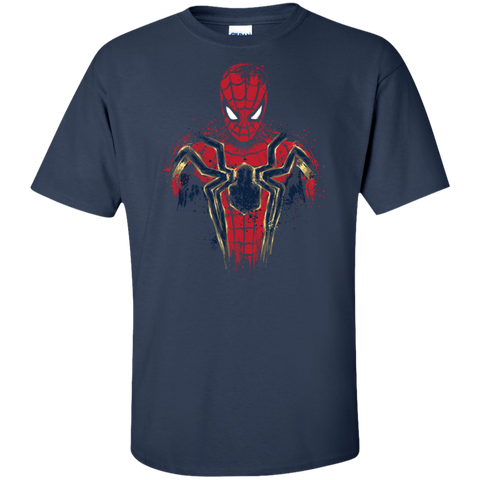 Infinity Spider Tall T-Shirt