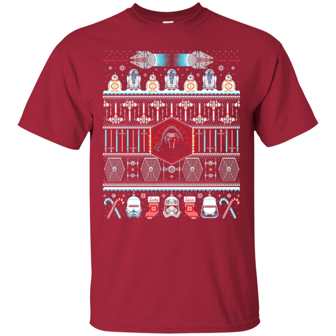 Xmas Awakens T-Shirt
