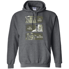 Wizards of Middle Earth Pullover Hoodie