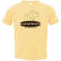 Hans Moleman Fans Club Toddler Premium T-Shirt