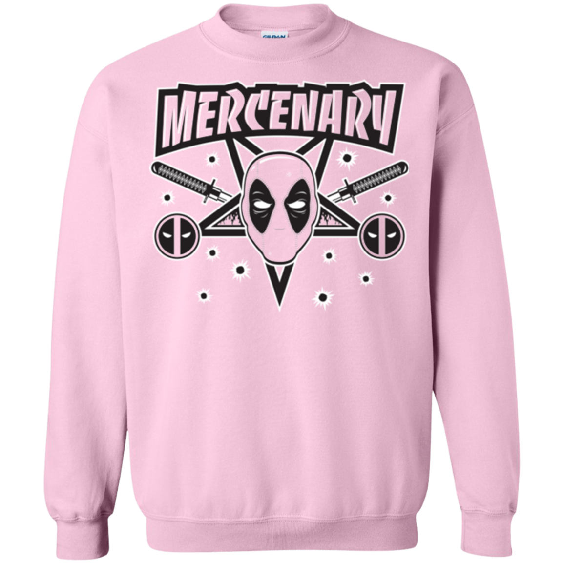 Mercenary (1) Crewneck Sweatshirt