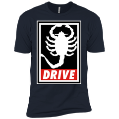 Obey and drive Boys Premium T-Shirt