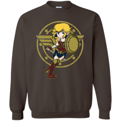 Wonder Peach Crewneck Sweatshirt