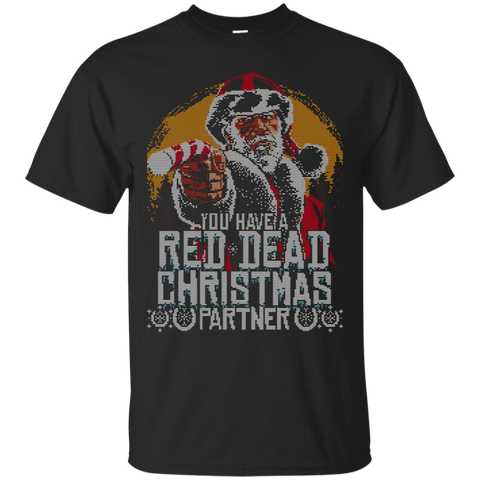 RED DEAD CHRISTMAS T-Shirt
