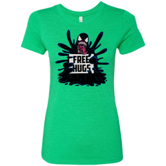 Symbiote Hugs Women's Triblend T-Shirt