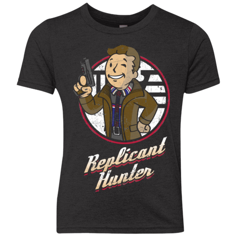 Replicant Hunter Youth Triblend T-Shirt