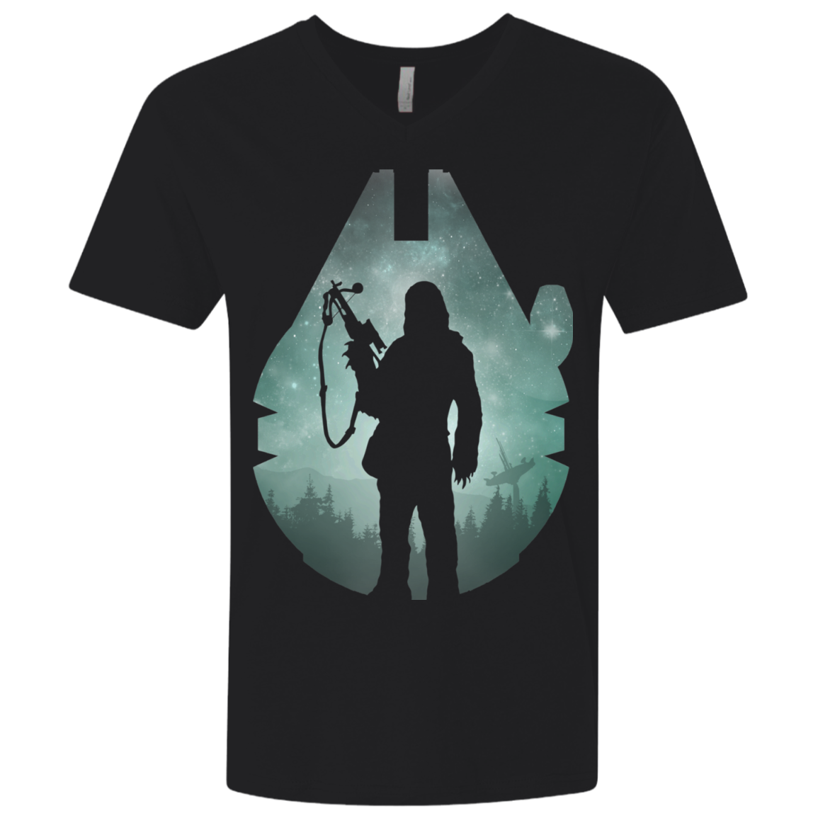 The Wookiee Men's Premium V-Neck