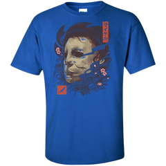 Oni Slasher Mask Tall T-Shirt